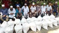 Food Distribution in Moricha