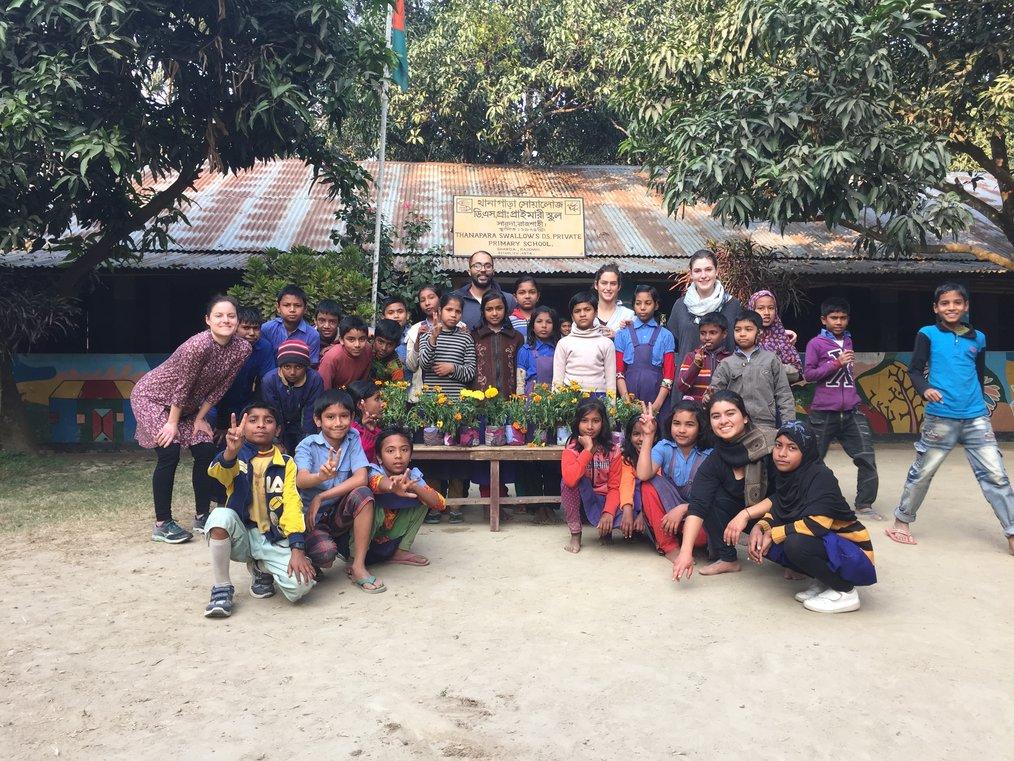 Ethical education among youth